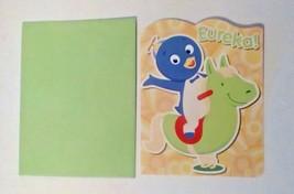 American Greetings Backyardigans Happy Birthday Card Eureka! For A Boy - $2.97