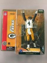 McFarlane NFL Football  Series 7 QB Brett Favre Variant New B62 - $58.04