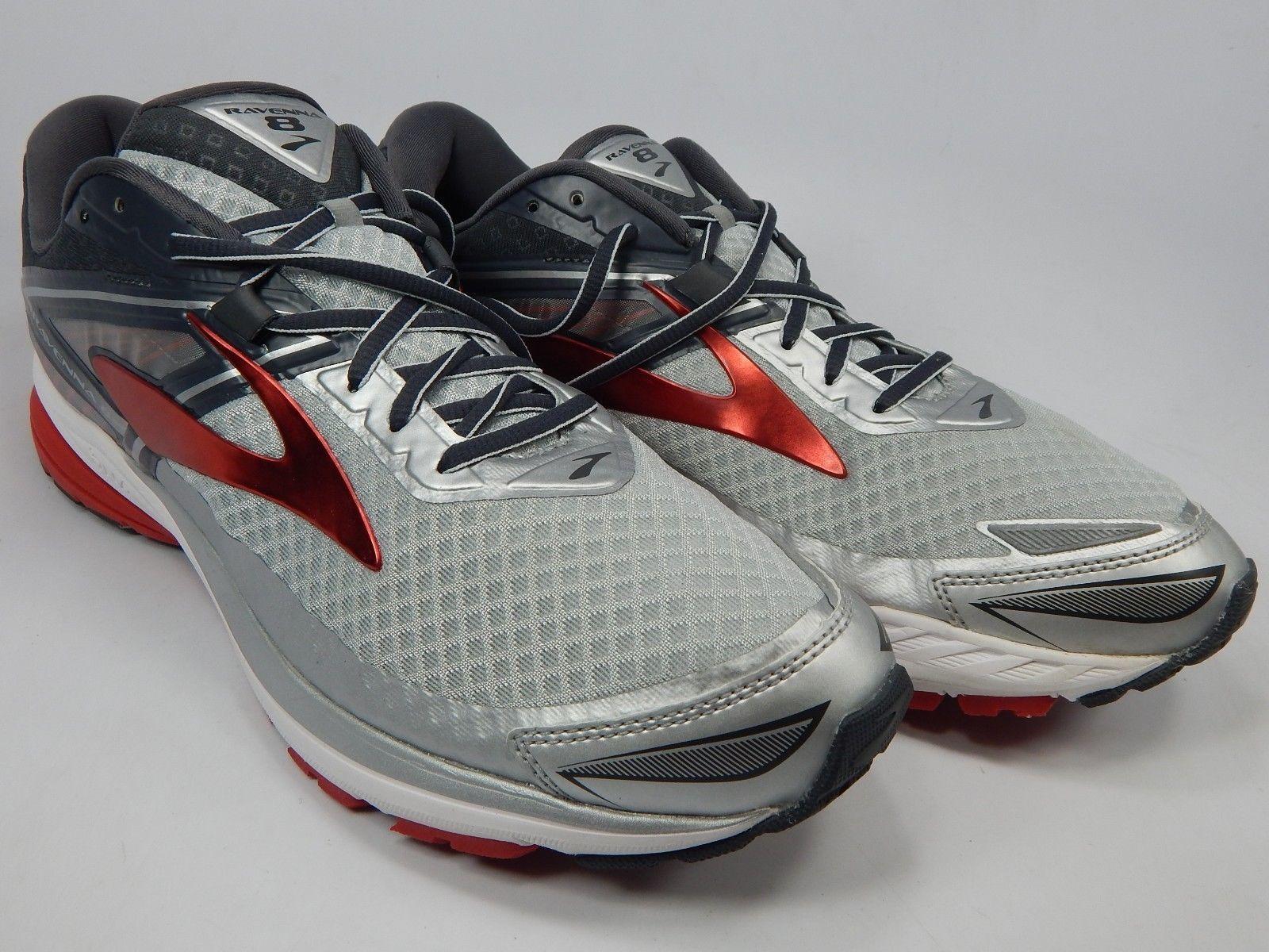 cf80a22a1cf 57. 57. Previous. Brooks Ravenna 8 Size US 11.5 M (D) EU 45.5 Men s Running  Shoes 1102481D067 · Brooks Ravenna 8 ...