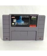 Rise of The Robots SNES Video Game Cartridge Vintage Genuine Super Ninte... - $9.87