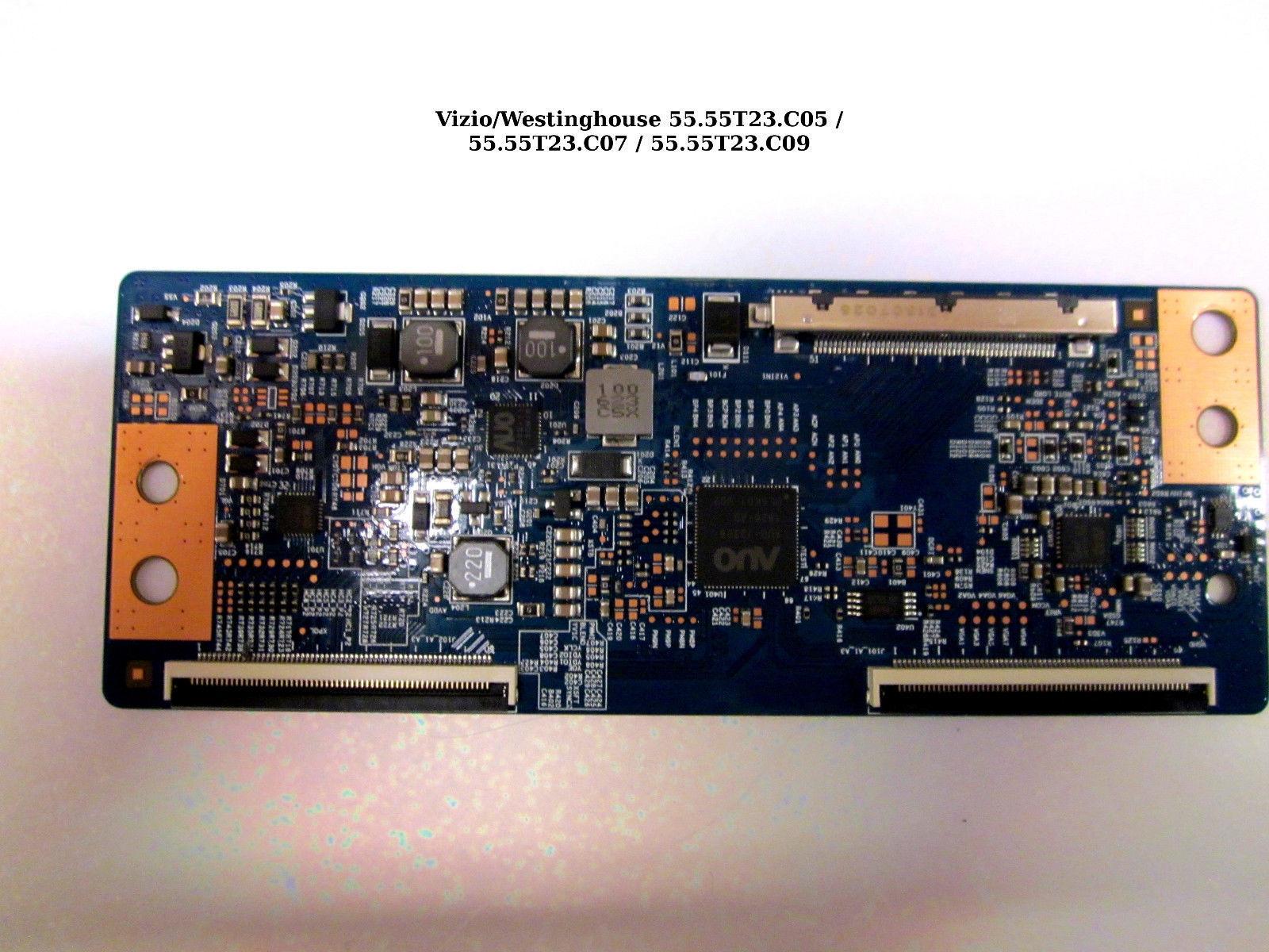 Vizio/Westinghouse 55.55T23.C05 / 55.55T23.C07 / 55.55T23.C09 T-Con Board - $24.00