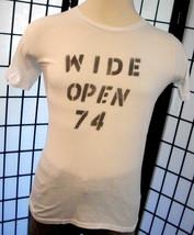Wide Open 74 Grants Pac-Nit adult cotton tee shirt medium m 38 30 - $19.95