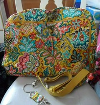 Vera Bradley Provencal Garment bag EUC - $85.00