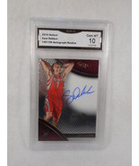 2015 Select 140/199 Sam Dekker Auto Rookie GMA Graded Gem 10 - $79.15