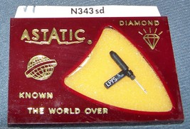Astatic N343-sd NEEDLE STYLUS for Garrard ADS KS-40A 41A GDS-1 GDS-2 494-DS73 image 1