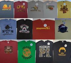 Magnum Pi P I Tv Show Tom Selleck T-Shirt - $18.75+