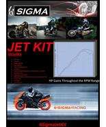Yamaha Bravo BR250 BR 250 Snowmobile Custom Carburetor Carb Stage 1-3 Je... - $49.50