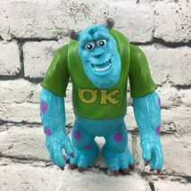 "Disney Pixar Monsters Inc University OK Sully Scare Students 6"" Action F... - $9.89"
