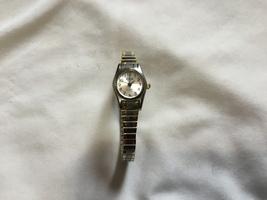 Vintage CG Women's Wrist Watch Gold & Silver Tone Stainless Steel Quartz - $7.00