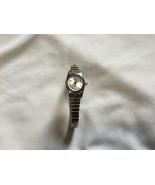 Vintage CG Women's Wrist Watch Gold & Silver Tone Stainless Steel Quartz - $5.40