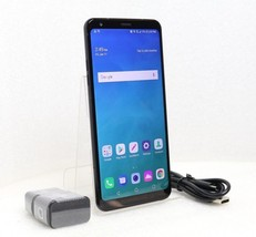 "LG Q Stylo Plus - 32GB   4G LTE (GSM UNLOCKED) 6.2"" Smartphone LM-Q710WA   Black"