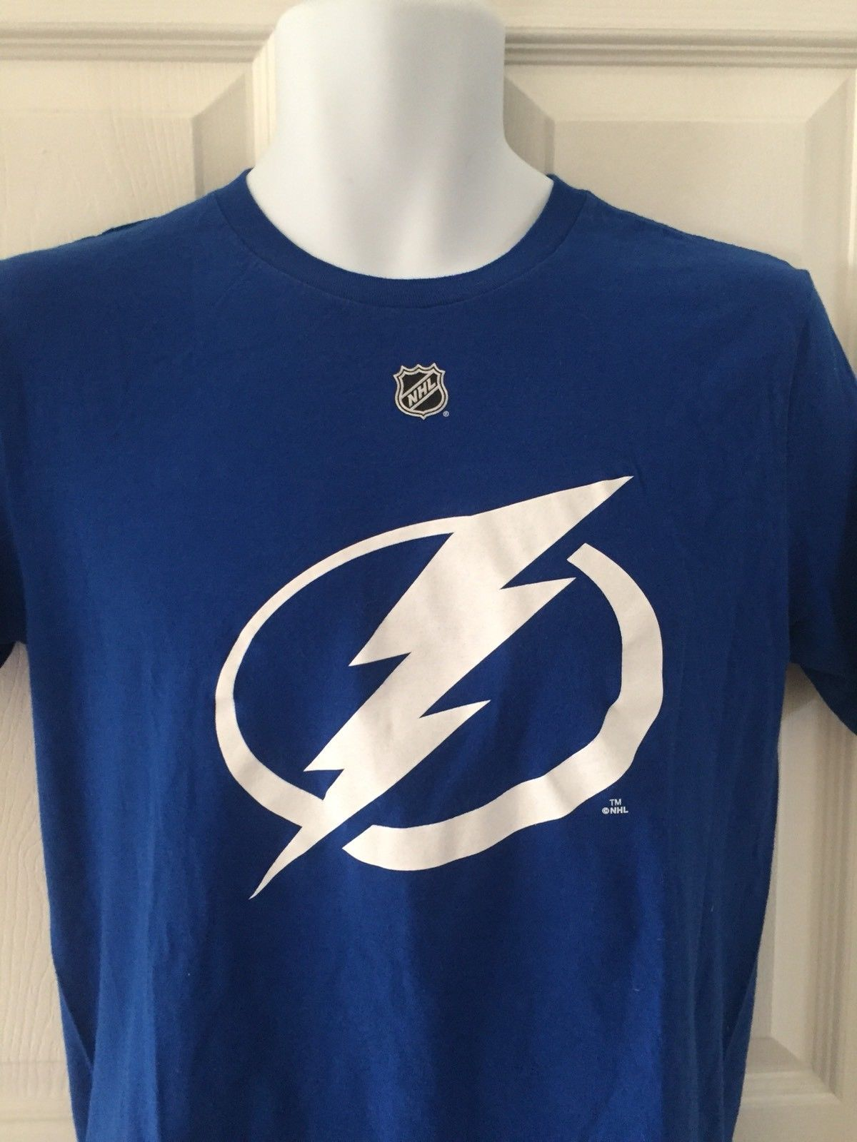 bae9f809 Tampa Bay Lightning Youth XL~Men's Small #30 and 50 similar items
