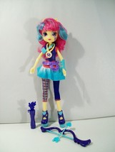 "MY LITTLE PONY EQUESTRIA GIRLS FRIENDSHIP GAMES SOUR SWEET ARCHERY 9"" DOLL - $14.65"