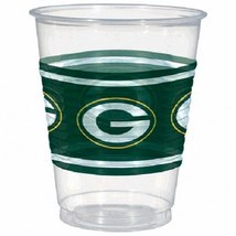 NFL Green Bay Packers Cups 16 oz. [25 cups] - $26.94