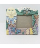 Humpty Dumpty Vintage 3.5 x 5 Photo Frame Nursery Rhyme Decor EUC Picture - $8.56