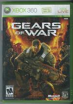Gears of War (Microsoft Xbox 360, 2006) (w/ Manual)  - $8.56