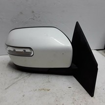 08 09 Mazda CX-9 right passenger white door mirror heated with signal la... - $138.59