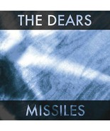 The Dears Missiles CD 2008 Rock Very Clean Disc COMPLETE Tested Free Shi... - $4.45