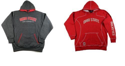Ohio State Buckeyes Men's Premium Hoodie Pullover Hooded Sweatshirt Licensed NEW