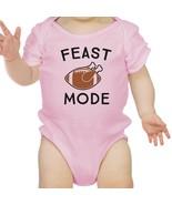 Feast Mode Baby Pink Bodysuit - $13.99