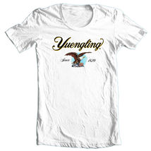 Yuengling Beer T-shirt Eagle Logo lager 100% cotton graphic printed tee image 3