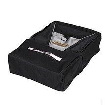 Simple Design Car Seat Back Organizer Suspension Type Oxford Storage Bag,BLACK