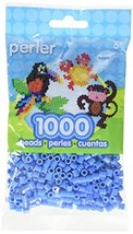 Perler 80-19009 1000 Beads, Light Blue - $8.01