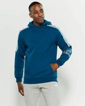 NWT $80 Adidas Originals Outline Hoodie in Teal Sweatshirt XL - $44.54