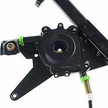 A-Premium Power Window Regulator without Motor for Volkswagen Jetta 1993-1999 Go image 9
