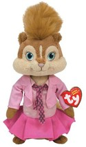 Ty Beanie Baby Brittany, Alvin and the Chipmunks - $40.94