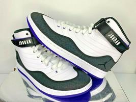 NEW SIZES 10 12 MEN Nike Air Jordan KO 23 Basketball Shoes White Concord... - $49.99