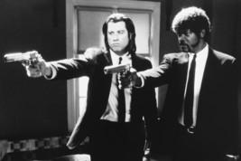 Samuel L. Jackson and John Travolta in Pulp Fiction 18x24 Poster - $23.99