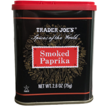 Trader Joes Smoked Paprika 2.6 oz Spices of the World - $10.77