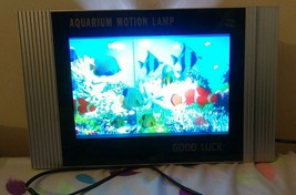 Aquarium motion lamp - €17,78 EUR