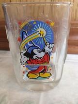 Walt Disney World 2000 Celebration-Epcot Collectors Glass-McDonald's Mickey - $6.79