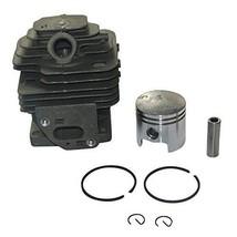 Cylinder Block Piston Kit Ring Set set fit MITSUBISHI TL33 BG330 36MM KC... - $31.63