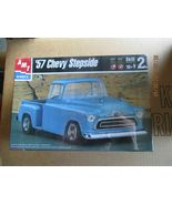 AMT 1957 Chevy Stepside P/U 1/25 scale - $64.99