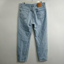 VTG Levis 501XX Mens Jeans 36x32 Measures 32x31.5 Button Fly Light Wash ... - $46.71