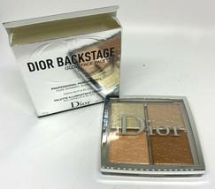 Dior BACKSTAGE Glow Face Palette 002 Glitz - $43.65