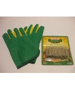 Schultz Ladies Garden Gloves And Jobes Organics Fertilizer Spikes 4-4-4 - $7.92