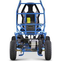MotoTec Maverick Go Kart 36v 500w 12ah Battery Selectable Speeds 20 MPH Max image 4