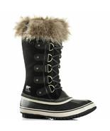 Sorel Joan of Arctic NL 2429-010 Leather Waterproof Boots New! - $139.99
