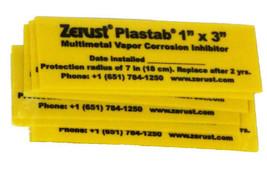 """Zerust Rust Prevention Plastabs 1"""" x 3"""" - Pack of 10 - $10.84"""