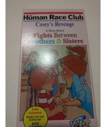Human Race Club, The - V. 4 (VHS) fights between brother and sisters F.H.E. - $4.95