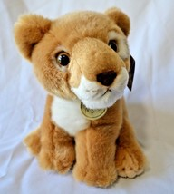 "Aurora Miyoni Tots Lion Cub Stuffed Plush 9"" NWT - $12.34"