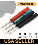 P2 0.8 P5 5-Point Star Pentalobe Precision Screwdriver Set for Macbook A... - $6.19