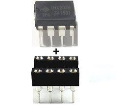 Texas Instruments TL082CP TL082 + Sockets - Dual JFET-Input Op Amp (Pack... - $19.97