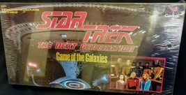 Vintage STAR TREK The Next Generation Game Of The Galaxies Board Game 1993~NIB - $49.35