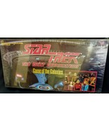Vintage STAR TREK The Next Generation Game Of The Galaxies Board Game 19... - $49.35