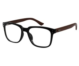 EBE Bifocal Reading Glasses Unisex RX Men Women Black Dark Coffee - $32.94